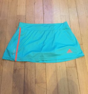 Юбка теннисная adidas adizero новая с шортами