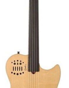 Безладовая гитара Godin Multiac Nylon SA NaturalHG
