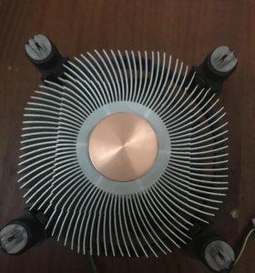Кулер на процессор intel