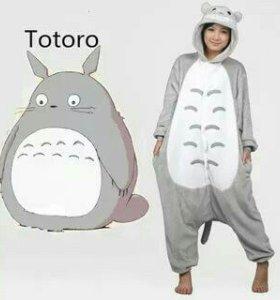 Распродажа Кигуруми Тоторо и другие