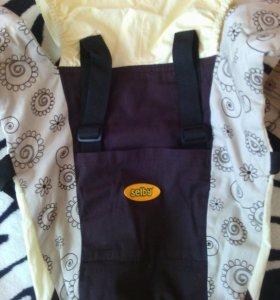 Эргорюкзак для малыша (рюкзак-кенгуру)