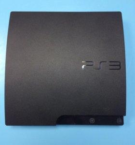 Продам PS3 Slim (300 gb) + 6 игр