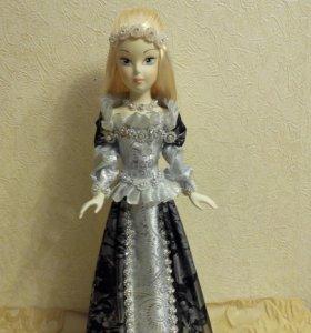Кукла сувенирная, интерьерная, коллекционная.