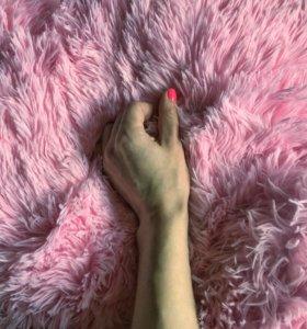 Пушистый Плед Нежно-Розовый