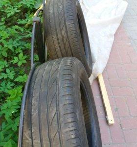 Резина 225/60 r16 Bridgestone turanza