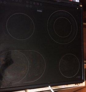 Электрическая плита и духовой шкаф почти даром