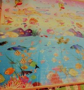 Новый коврик 150х180х1+бесплатная доставка