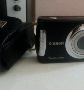 Продаю фотоаппарат Canon