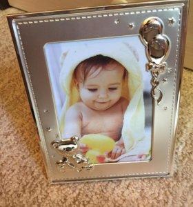 Фоторамка для детского фото