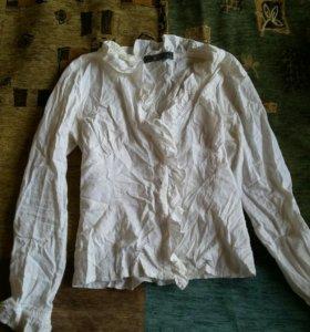 Блузка хб 42
