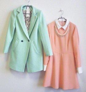 Пальто весеннее под Zara