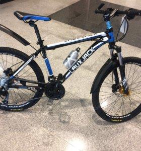 Люксовый велосипед 27 скоростей алюминиевая рама