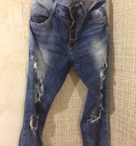 Продам джинсы и кофту