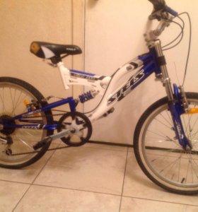 Велосипед горный STELS PILOT 250