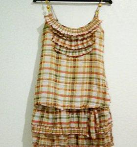 Сарафан, летнее платье 44-46