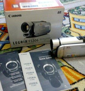 Видеокамера Canon vs306