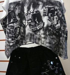 Ультра- модные маечки и шорты