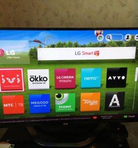 Тв LG smart tv. Торг