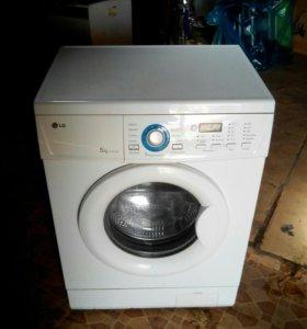 стиральная машинка LG 80160