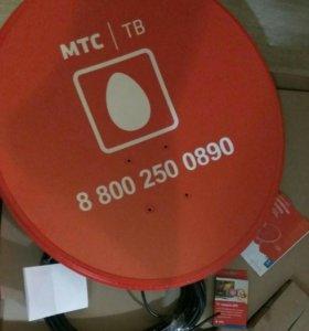 Спутниковая тарелка МТС #70