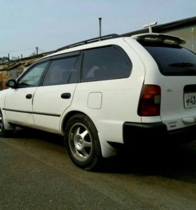 Toyota corolla wagon 98 1500cc акпп