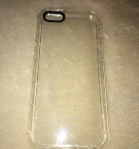 Противоударный чехол на iPhone 5/5s/SE