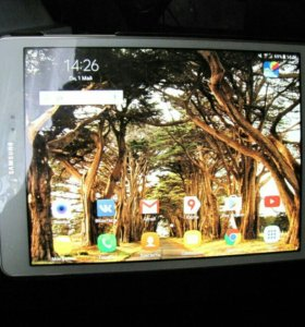 Samsung Galaxy Tab A 9,7 + чехол