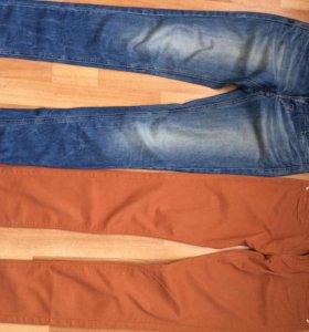 Джинсы, юбки, шорты