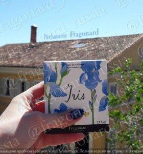 Iris от Fragonard - туалетная вода 50 мл