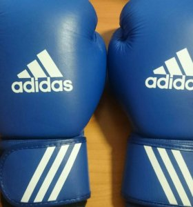 AIBA Перчатки боксерские