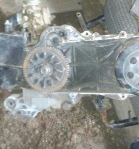 2 двигателя от скутора китай
