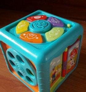 развив муз куб