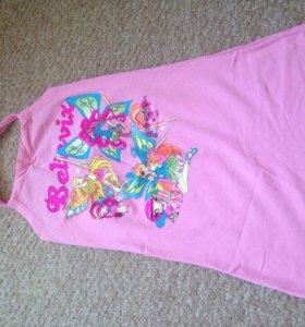 Детское платье туника
