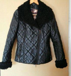 Куртка косуха черная 46