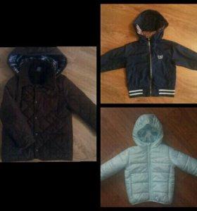 Курточки