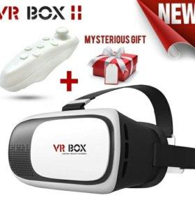 Очки виртуальной реальности vr box2