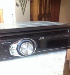 Автомагнитола JVC KD-R307