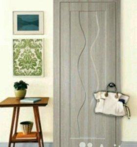 Межкомнатная дверь verda