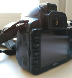 NikonD3100 kit 18-55 без автофокуса