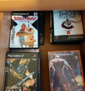 PS2 + игры