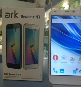 Ark Benefit M7 white