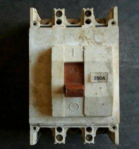 Автомат на250А