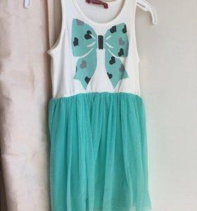 Платье на рост 100-110