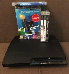 Sony PlayStation 3 + PS Move