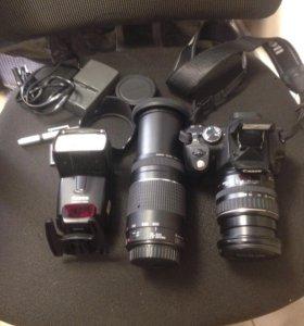 Canon d350+Bonus