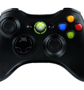 Оригинальные джойстики на Xbox 360