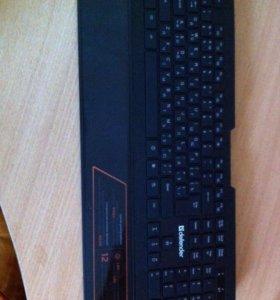 Клавиатура безпроводная.