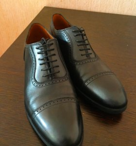 Zara, новые туфли, 41 р, кожа