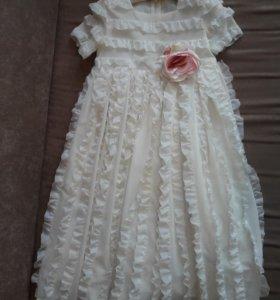 Платья на девочку 5-10 лет