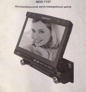 Авто магнитола + видео регистратор